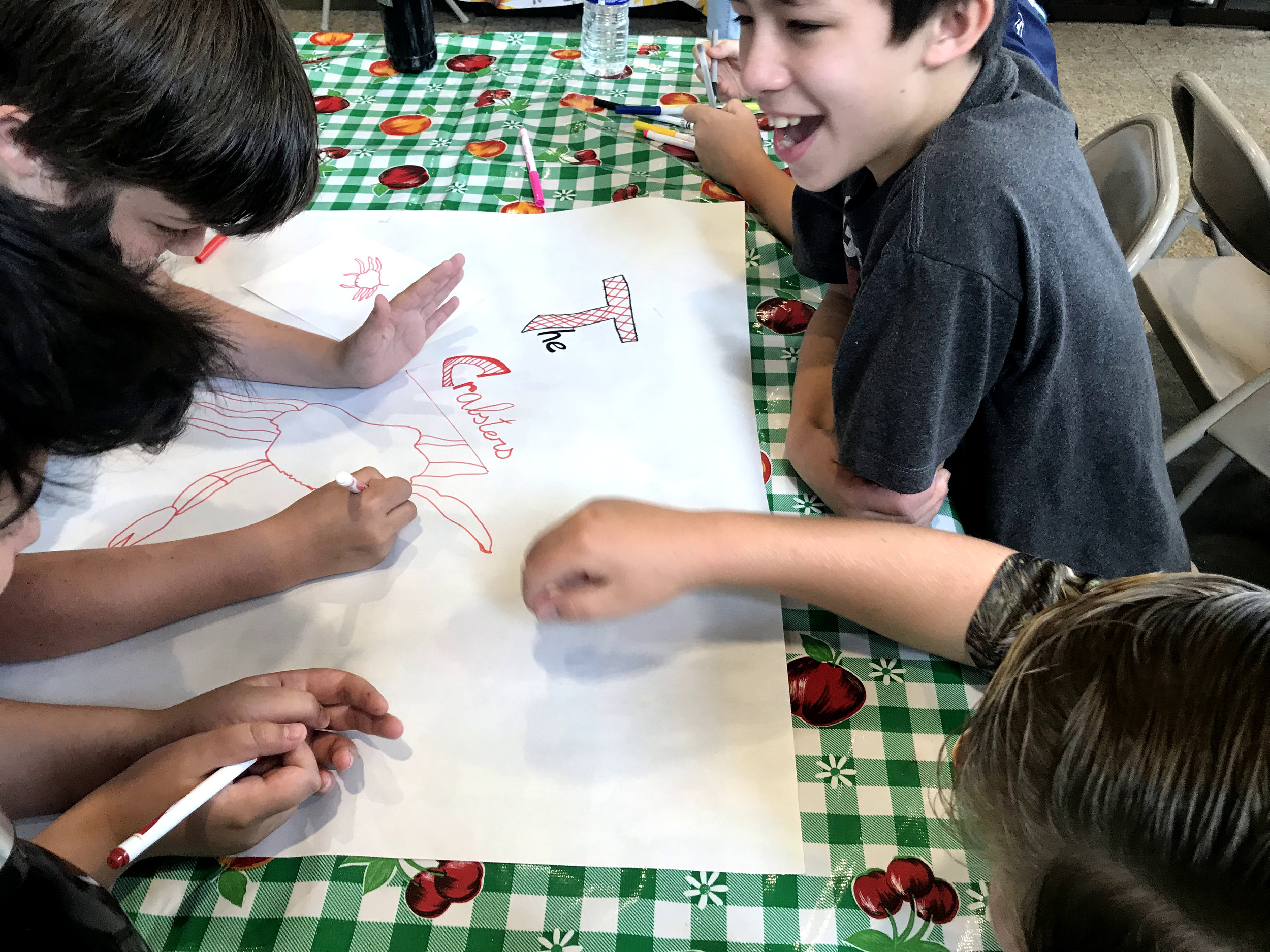 7f4642356e40 Kids Camp 2019: Teen Week — National Food & Beverage Foundation