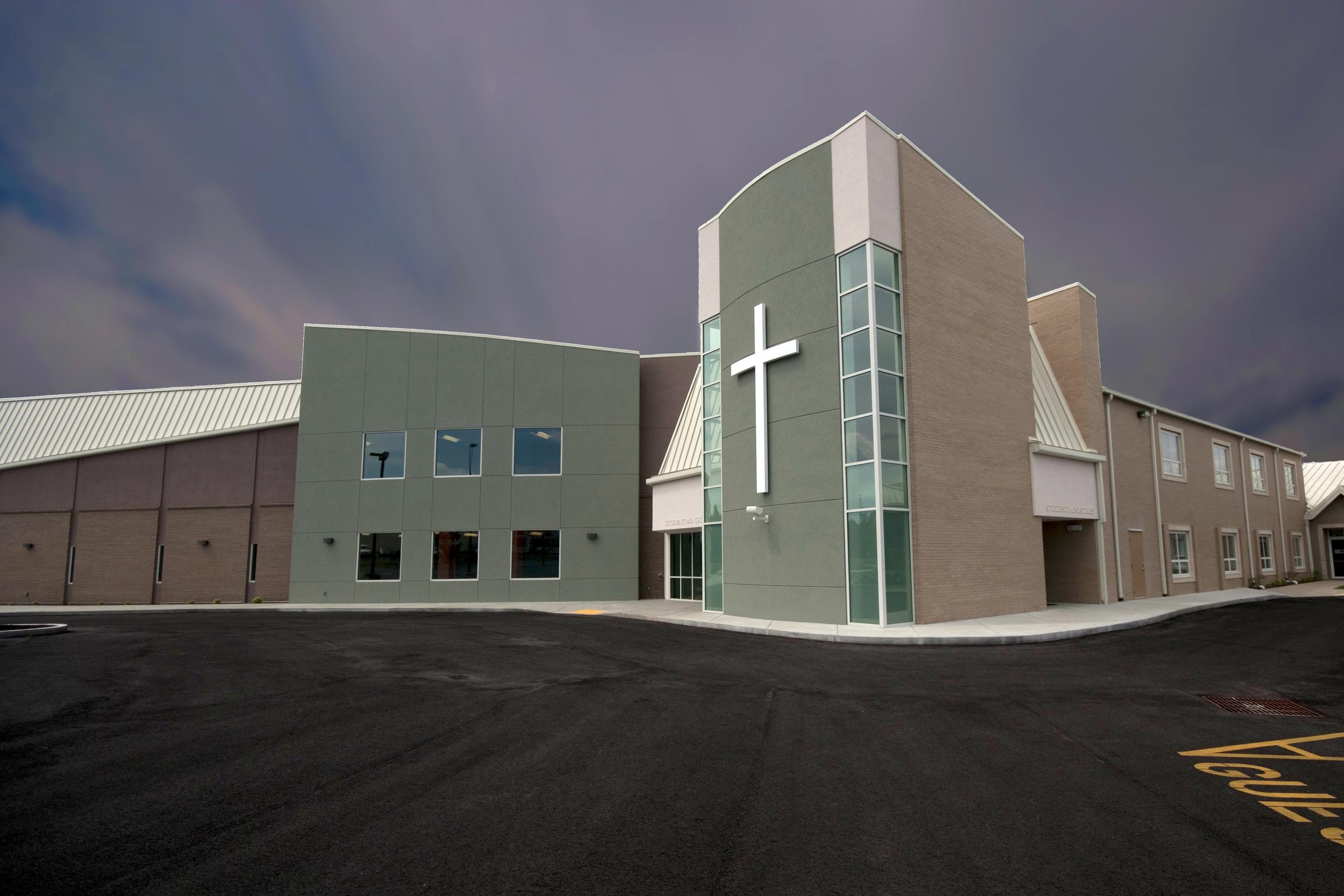 SEMINOLE BAPTIST CHURCH