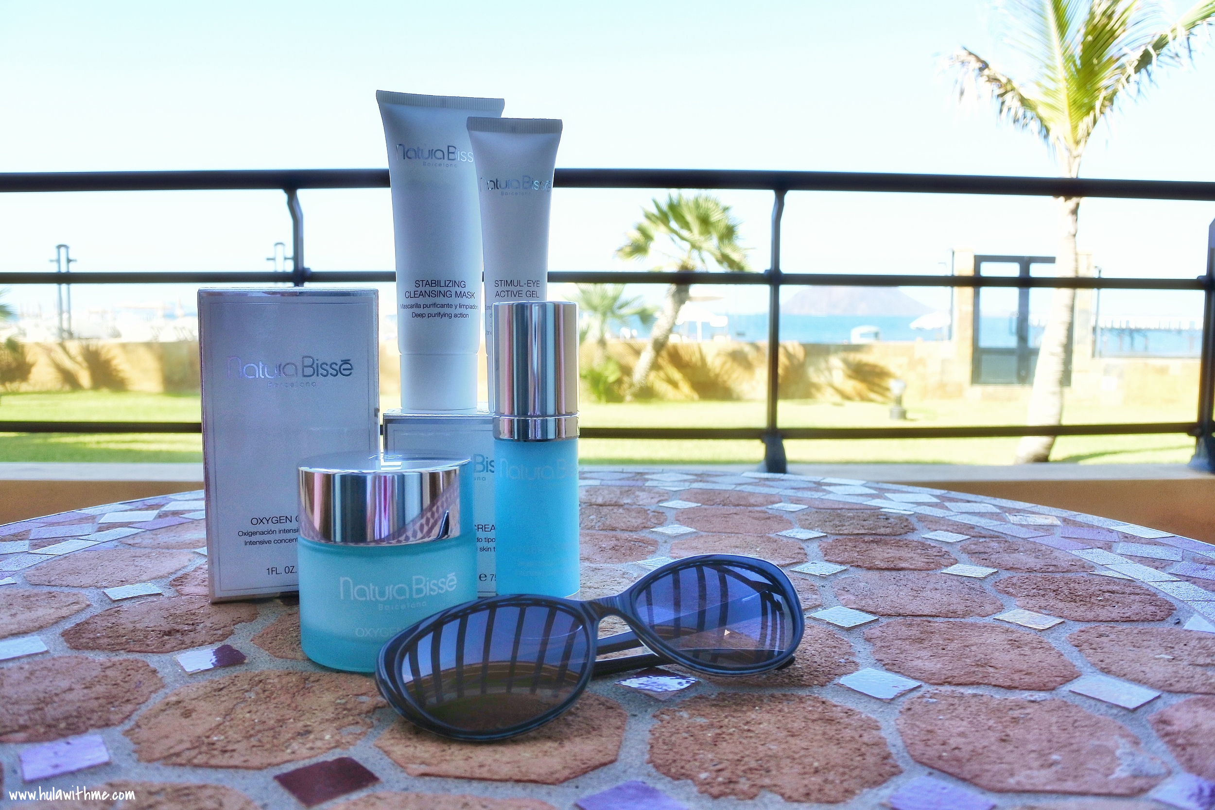 Natura Bisse Skin Care on The Canary Islands