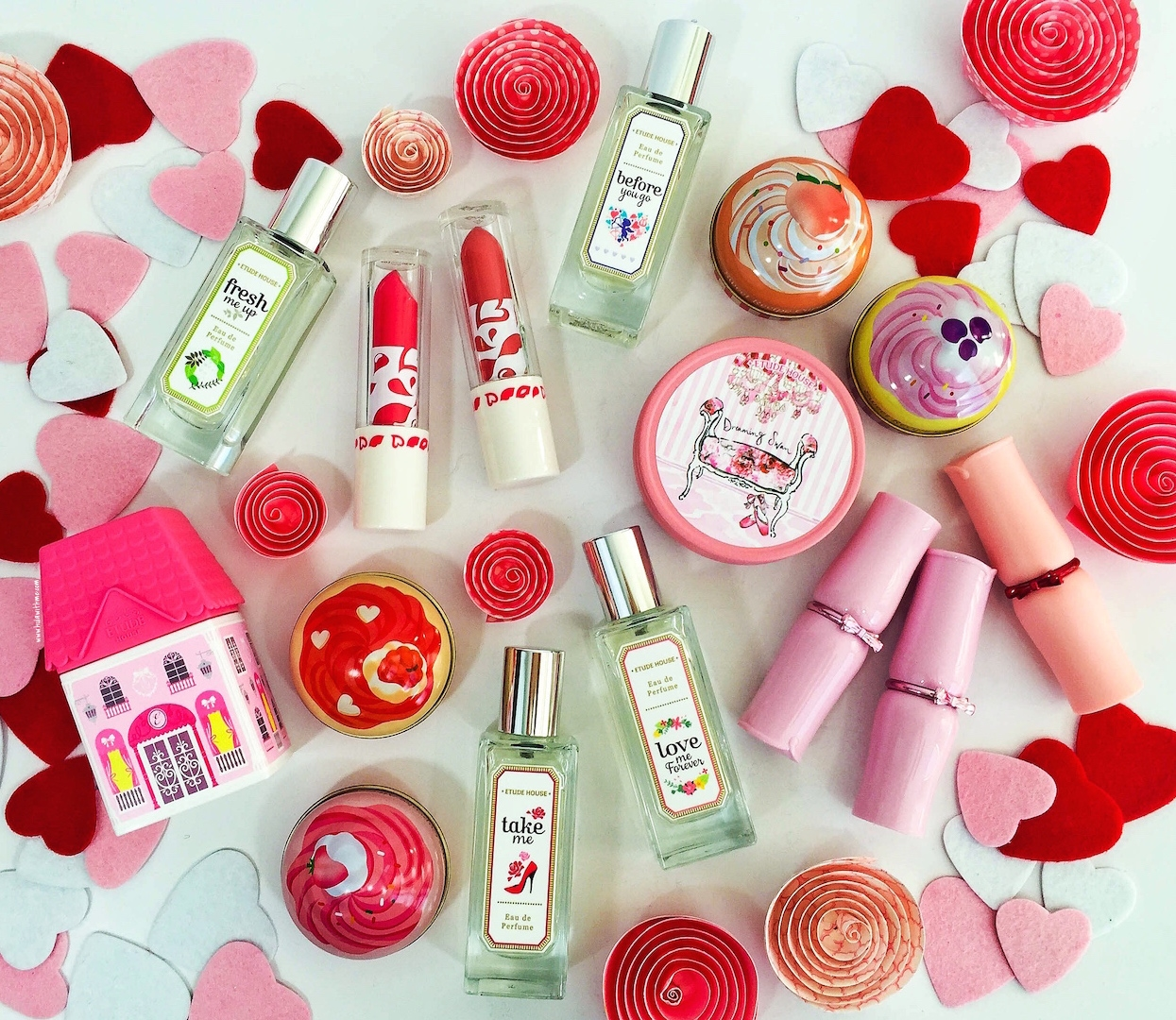 Sharing my Korean skincare finds at Etude House in Seoul, South Korea.