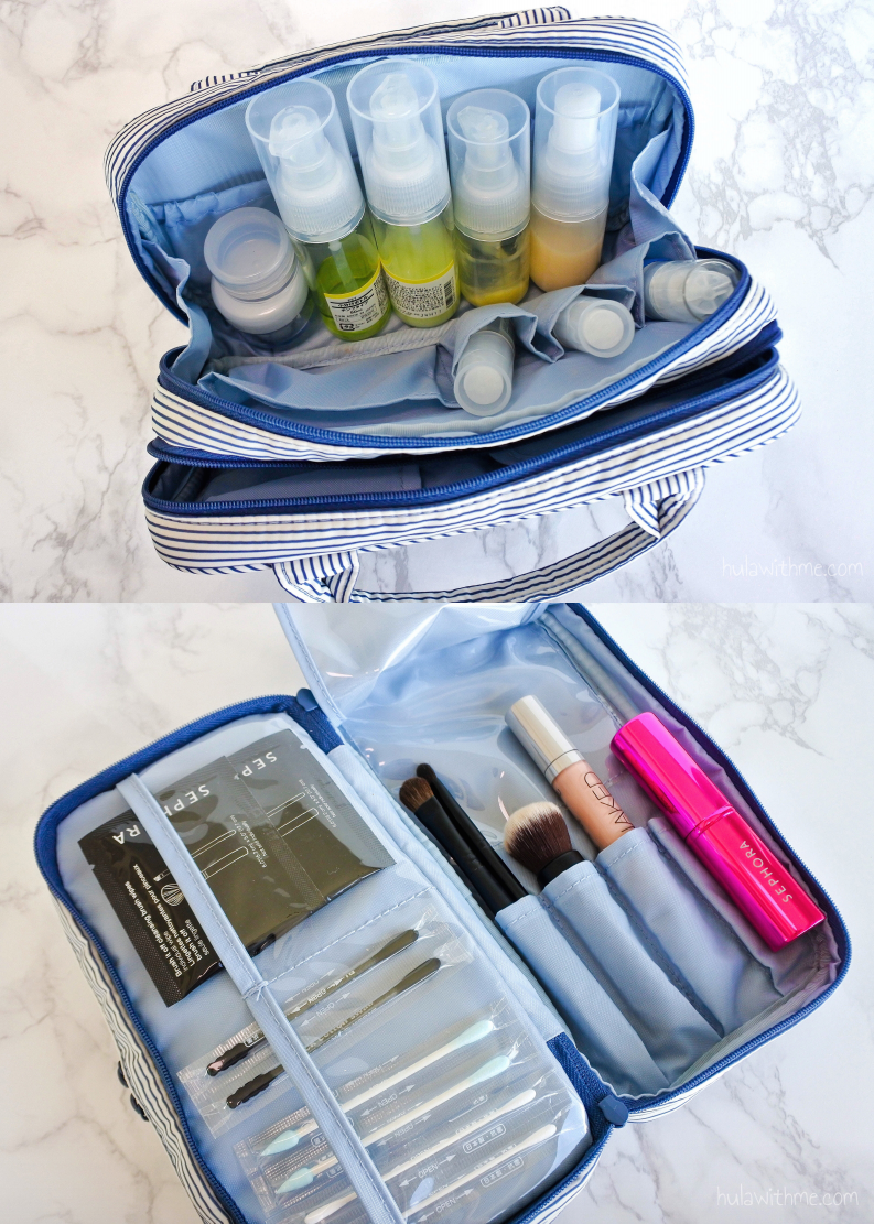 Packing Light with MUJI - Take 2