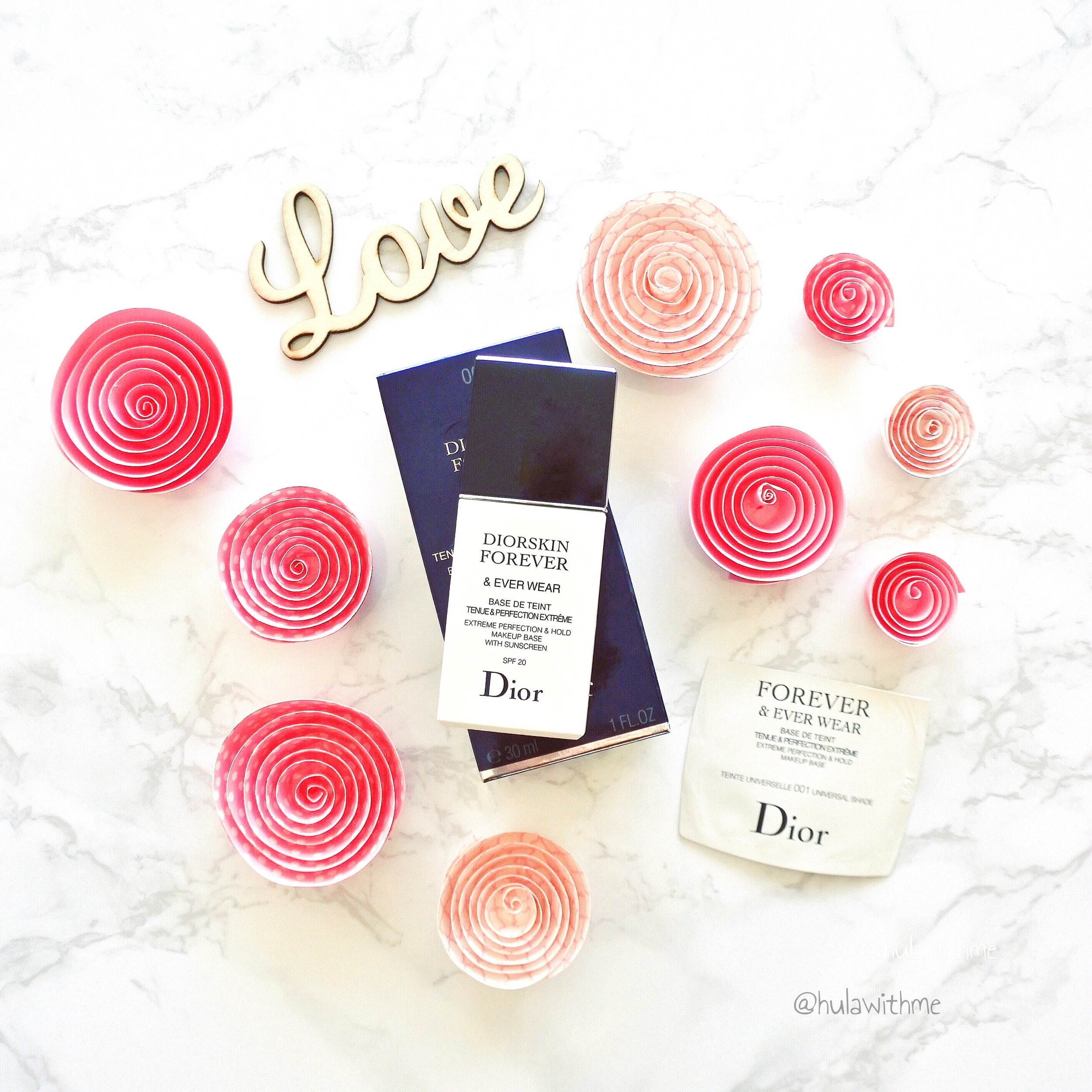 Review of Dior Forever & Ever Wear Extreme Perfection & Hold Makeup Base