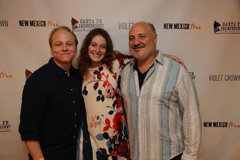 Sean Lee, Dana Brawer, and Alan Brewer