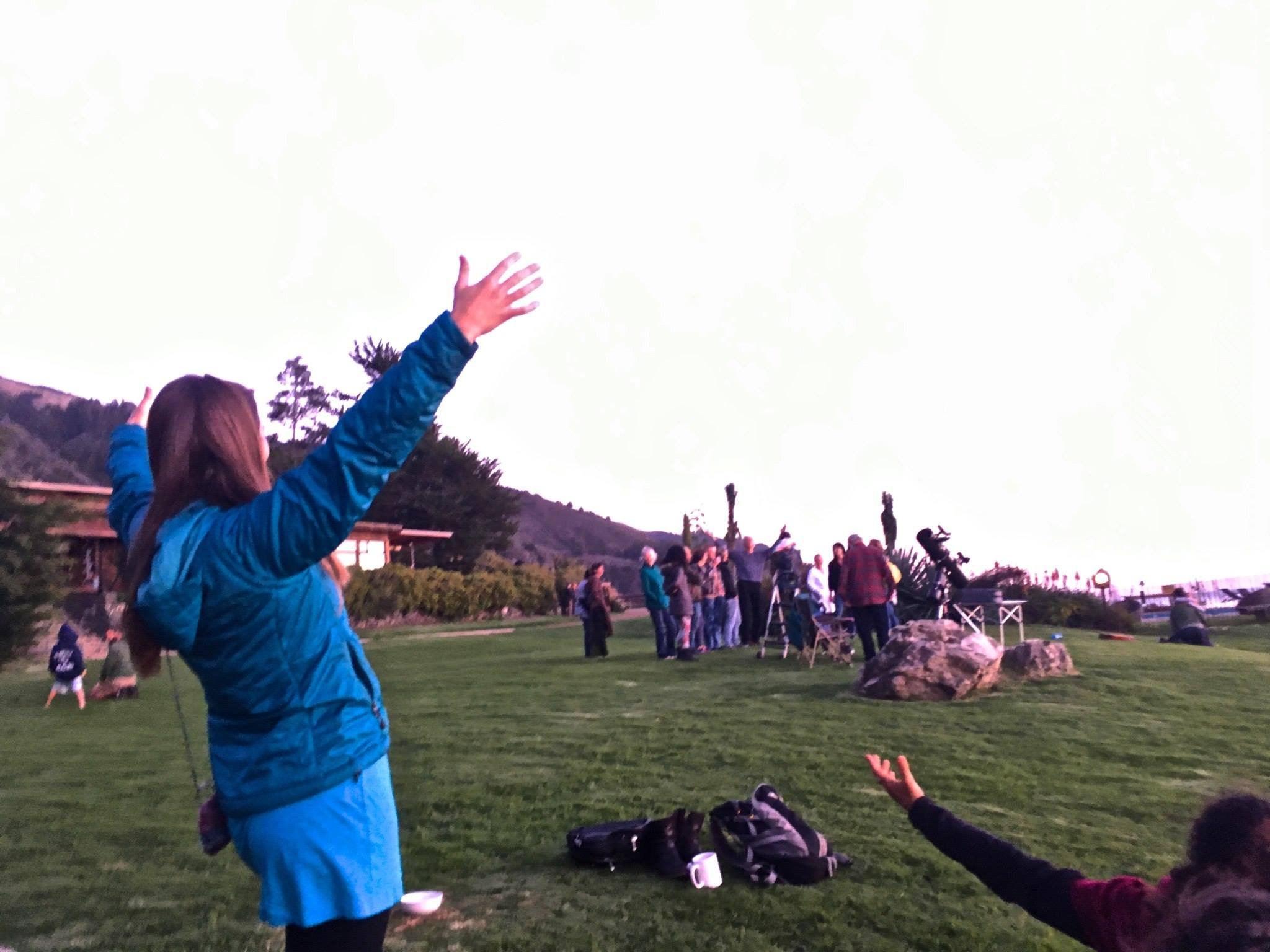 Esalen Institute Nov '16 ~ JH