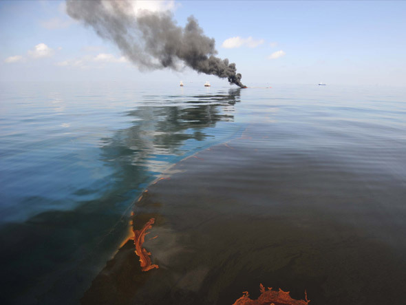 Deepwater Horizon ~ Petty Officer 2nd Class Justin Stumberg, US Navy