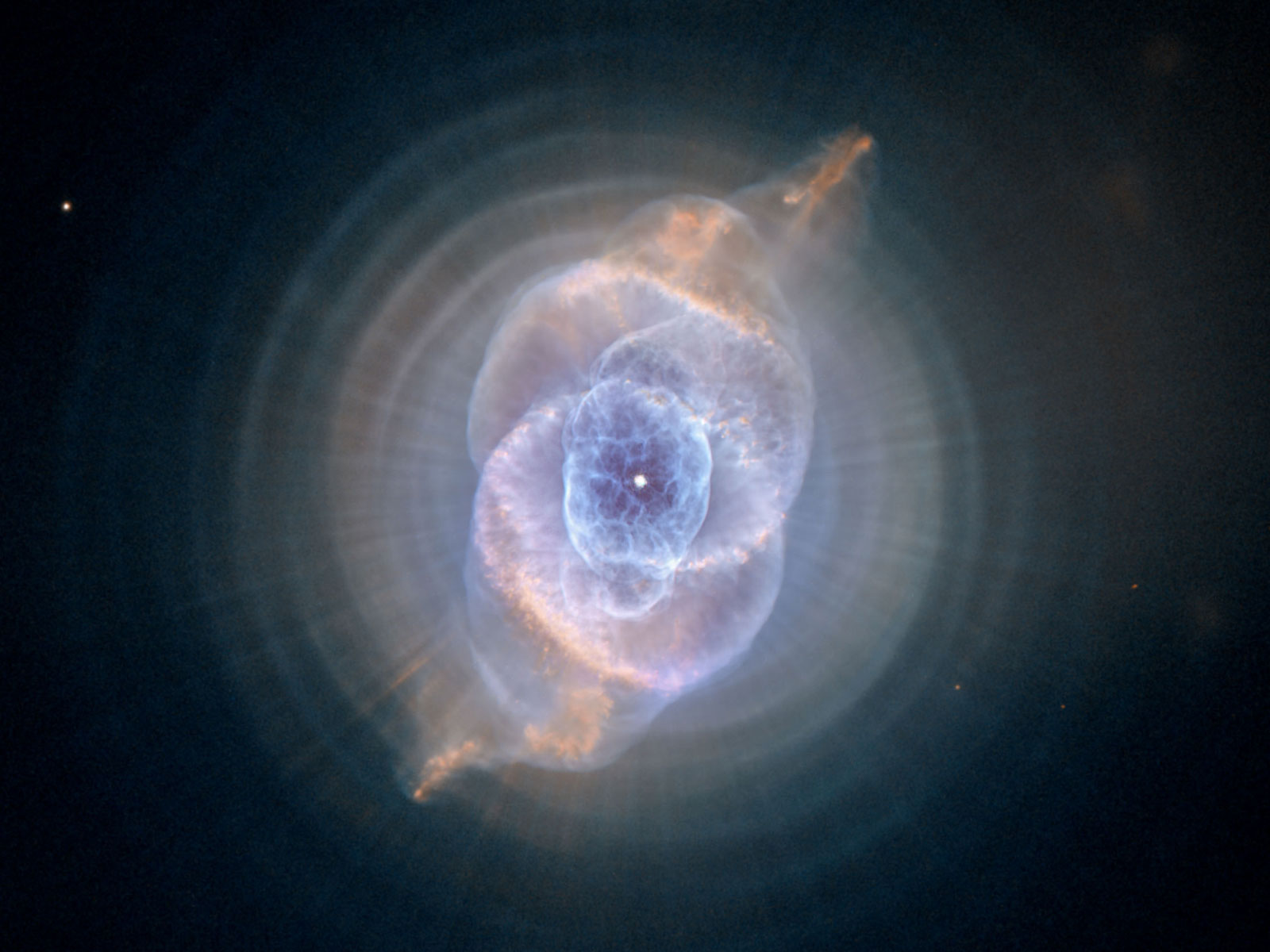 Cat's Eye Nebula ~ Nasa