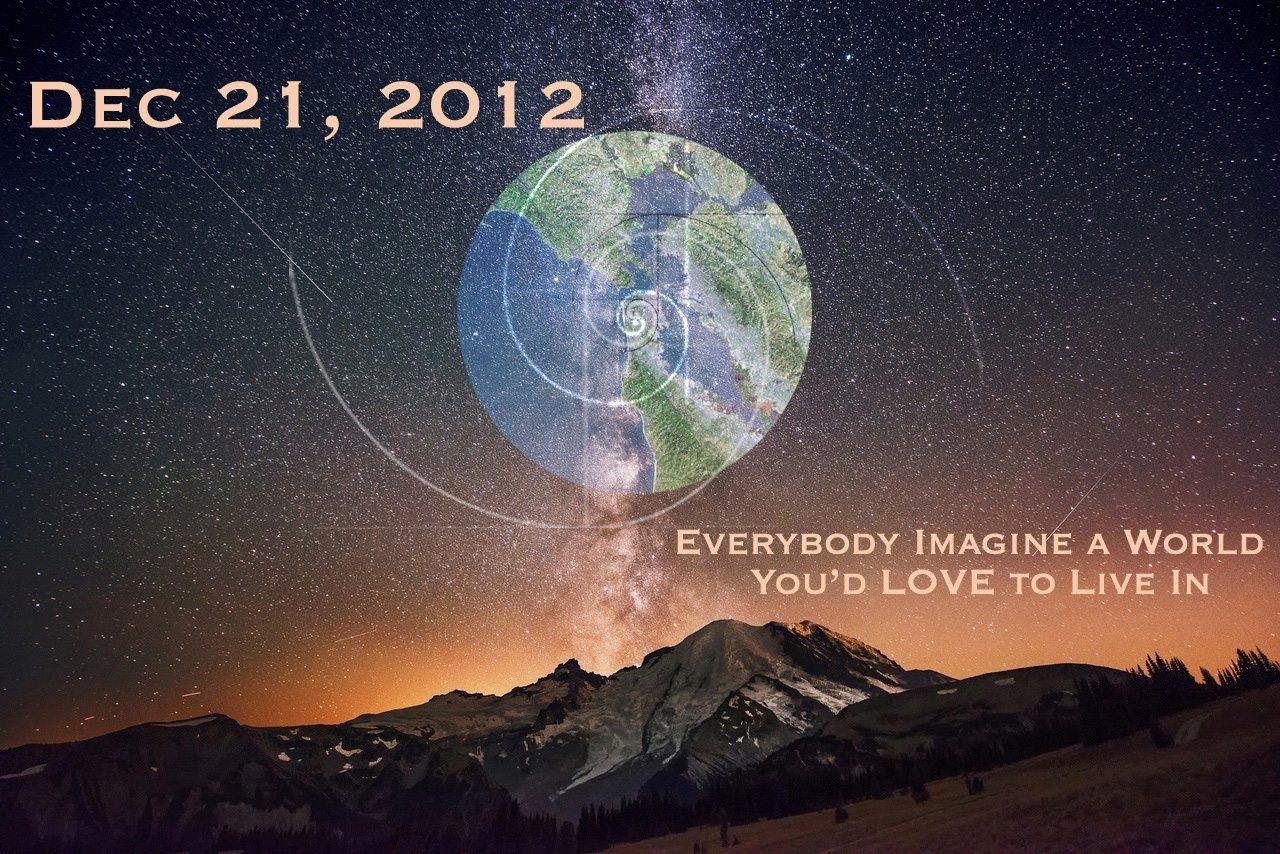 Bay Area Spiral Solstice 12/21/12