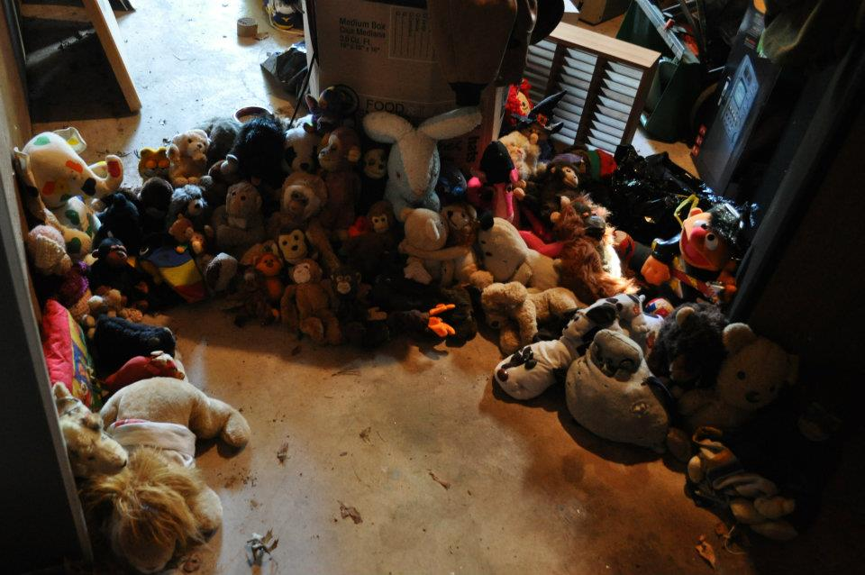 Stuffed Animal Final Convention