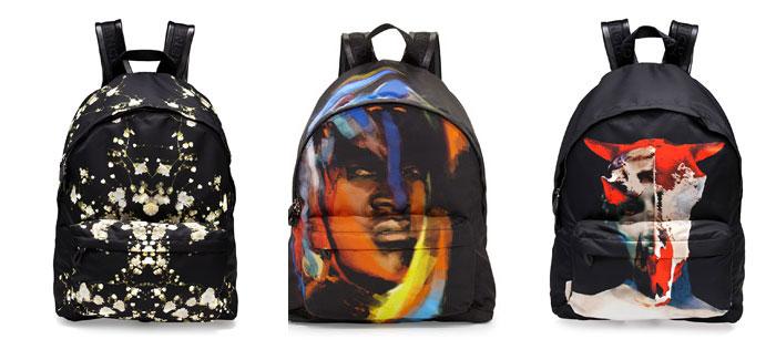 Givenchy Backpacks, Available at Bergdorf Goodman