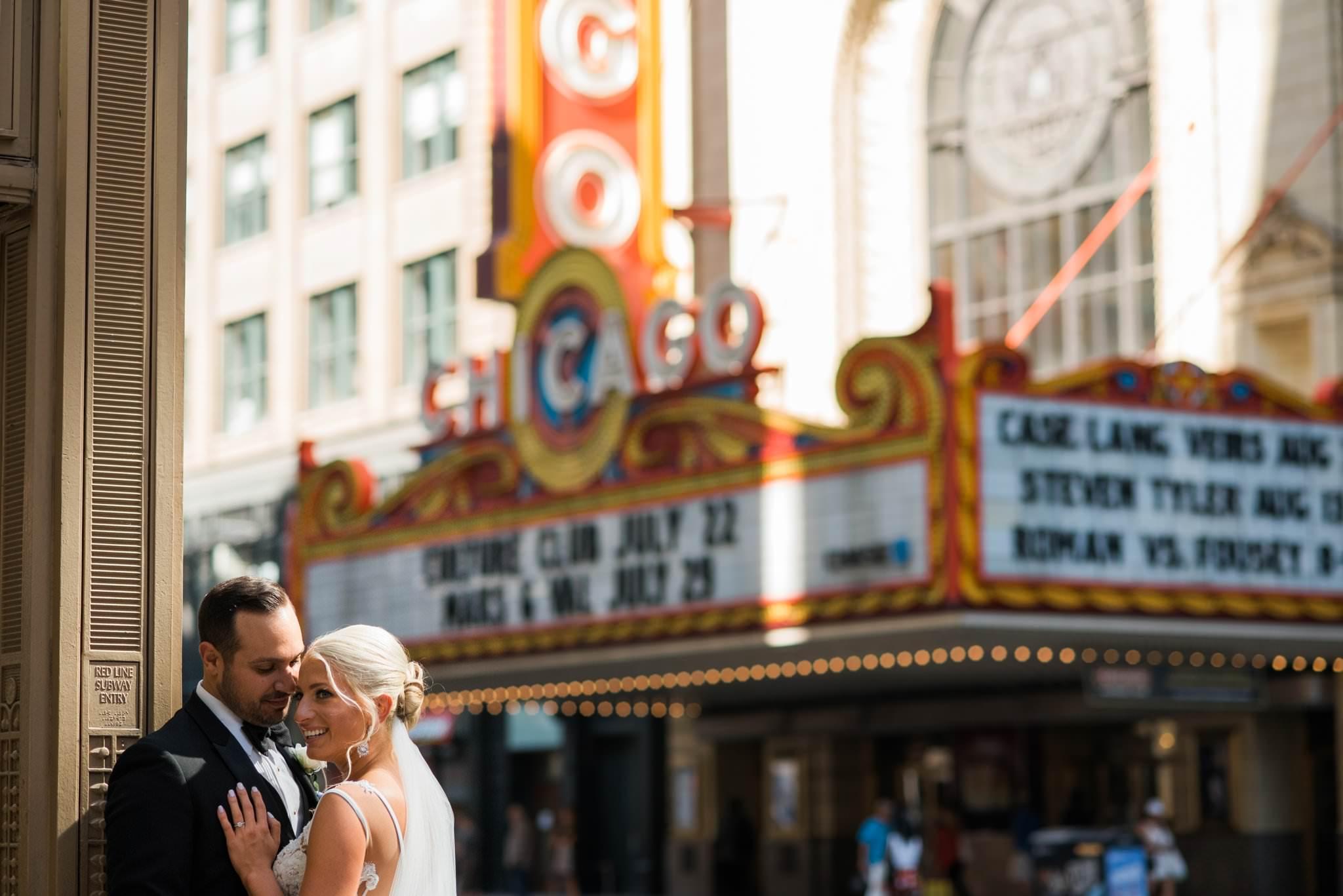 Adler Planetarium Wedding Photography - Roslanna + Johnnie