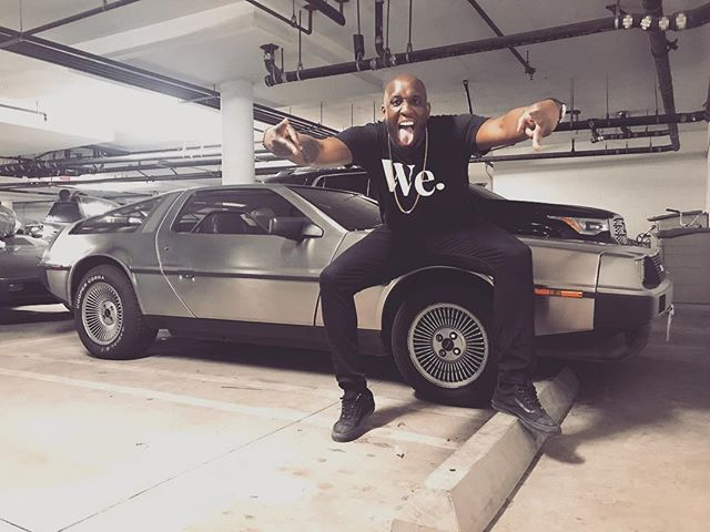 Headed back to the future. Buy some @wesociety.co apparel if you real.
