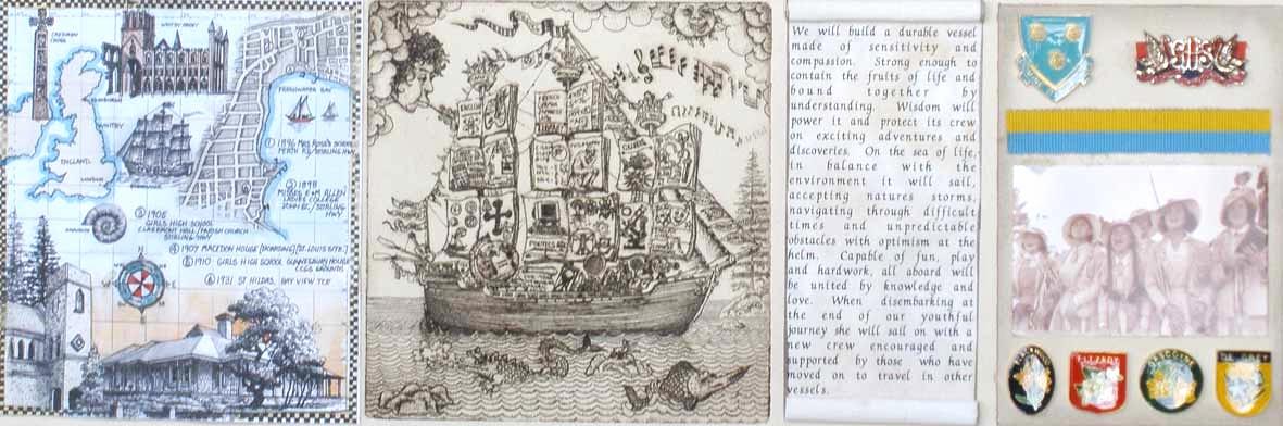 Sail on St. Hilda