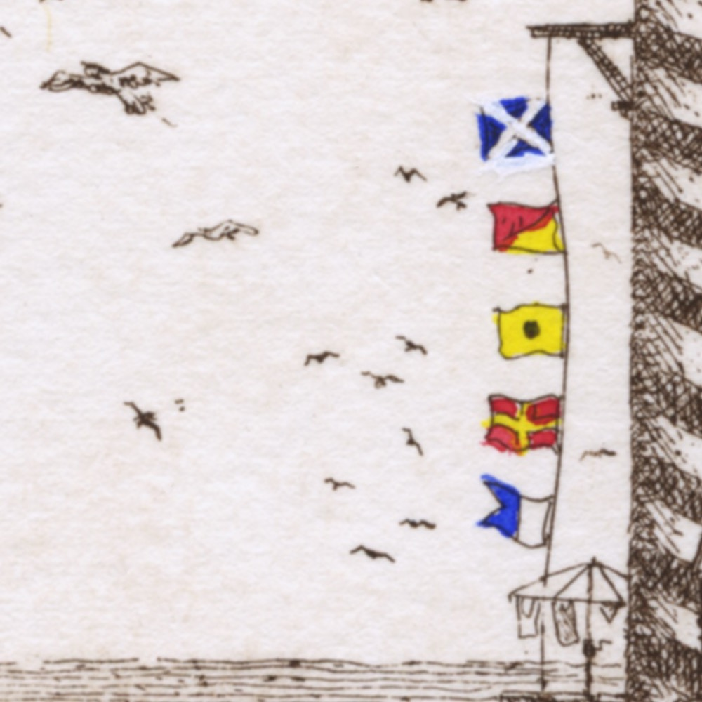 Etching for Moi (2018) LP524 detail flags.jpeg
