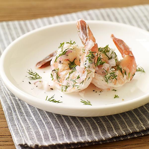 Dill Shrimp Recipe