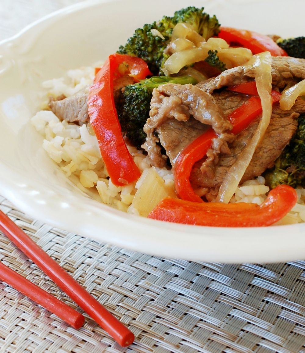 Asian Beef Stir-Fry Recipe