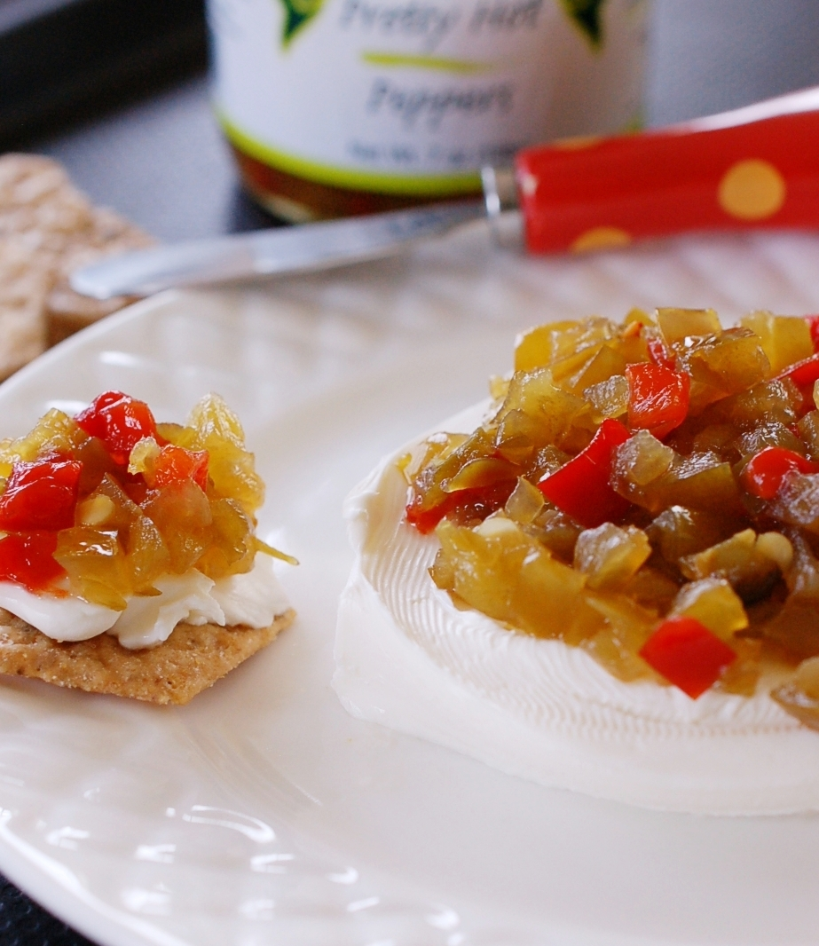 Pretty Hot Pepper Cream Cheese Recipe