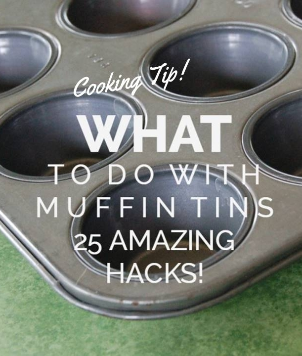 What To Do With Muffing Tins- 25 Amazing Hacks