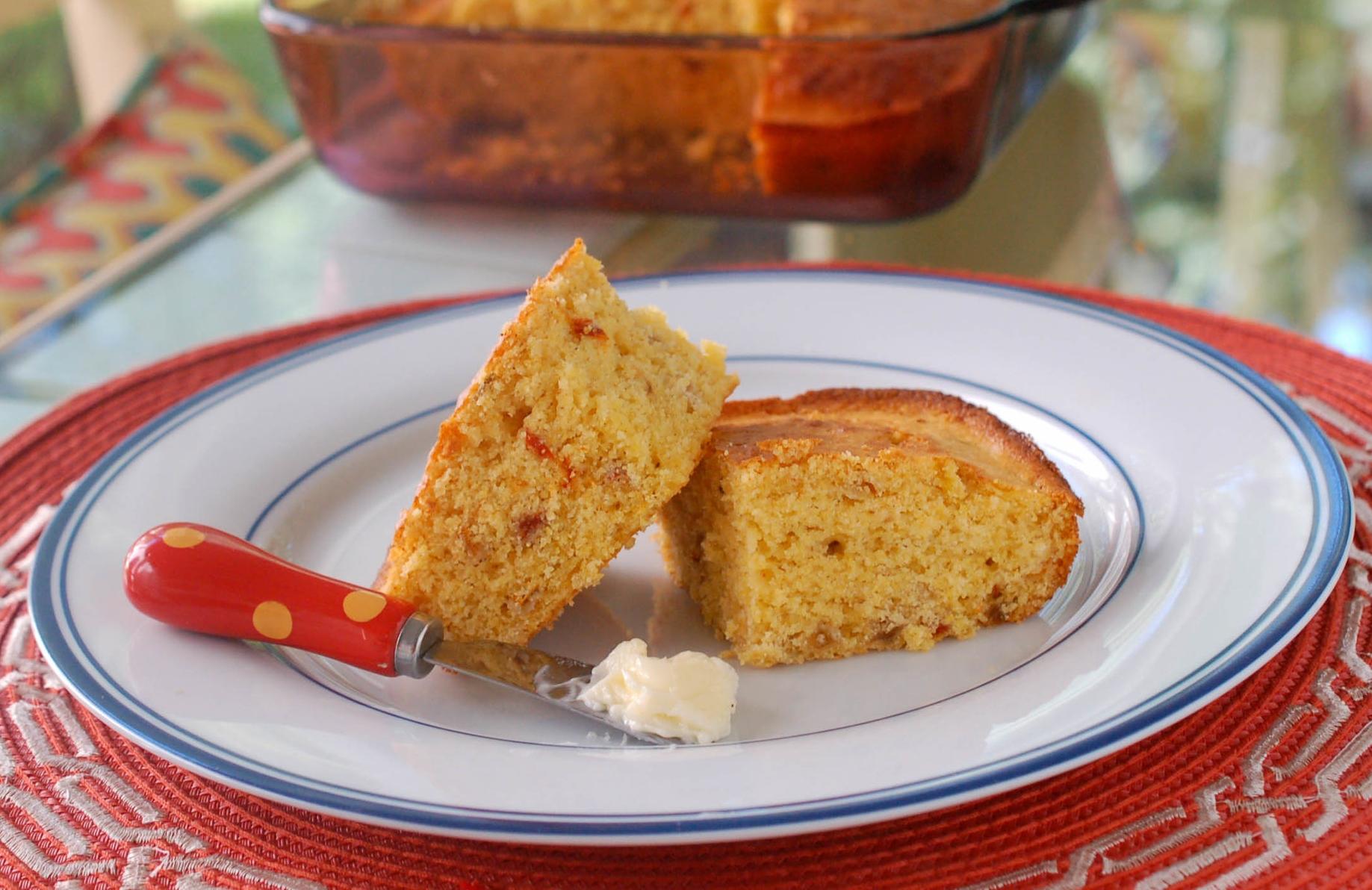 Cajun Cornbread Recipe
