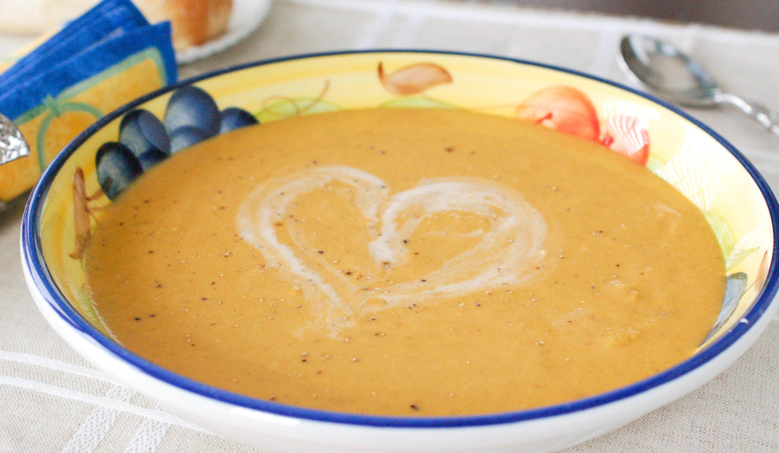 Irish Vegetable Soup Recipe