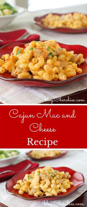 Cajun Mac and Cheese Recipe