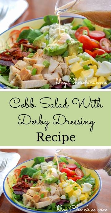 Cobb Salad With Derby Dressing Recipe