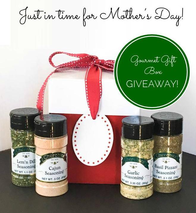 Gourmet Seasoning Box Giveaway