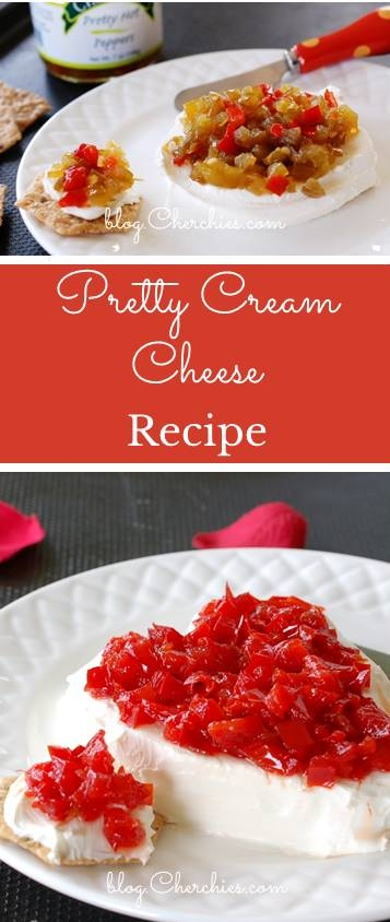 Pretty Cream Cheese Recipe