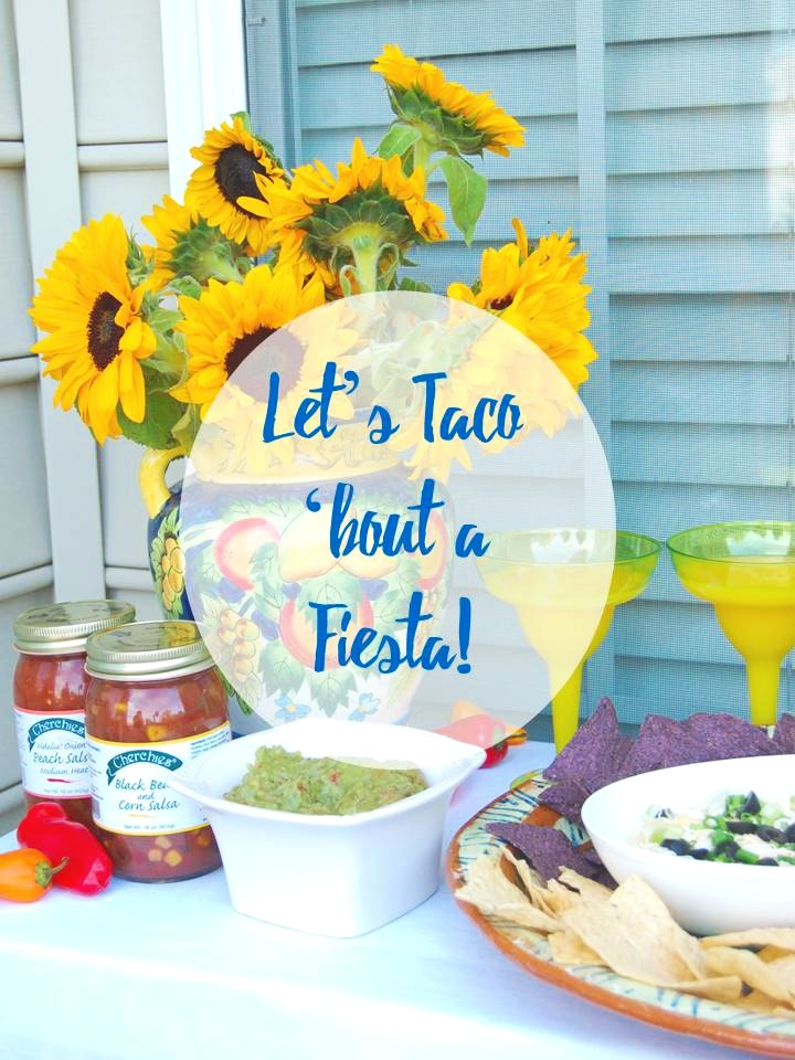 Recipe Roundup- How to Host a Fiesta Party