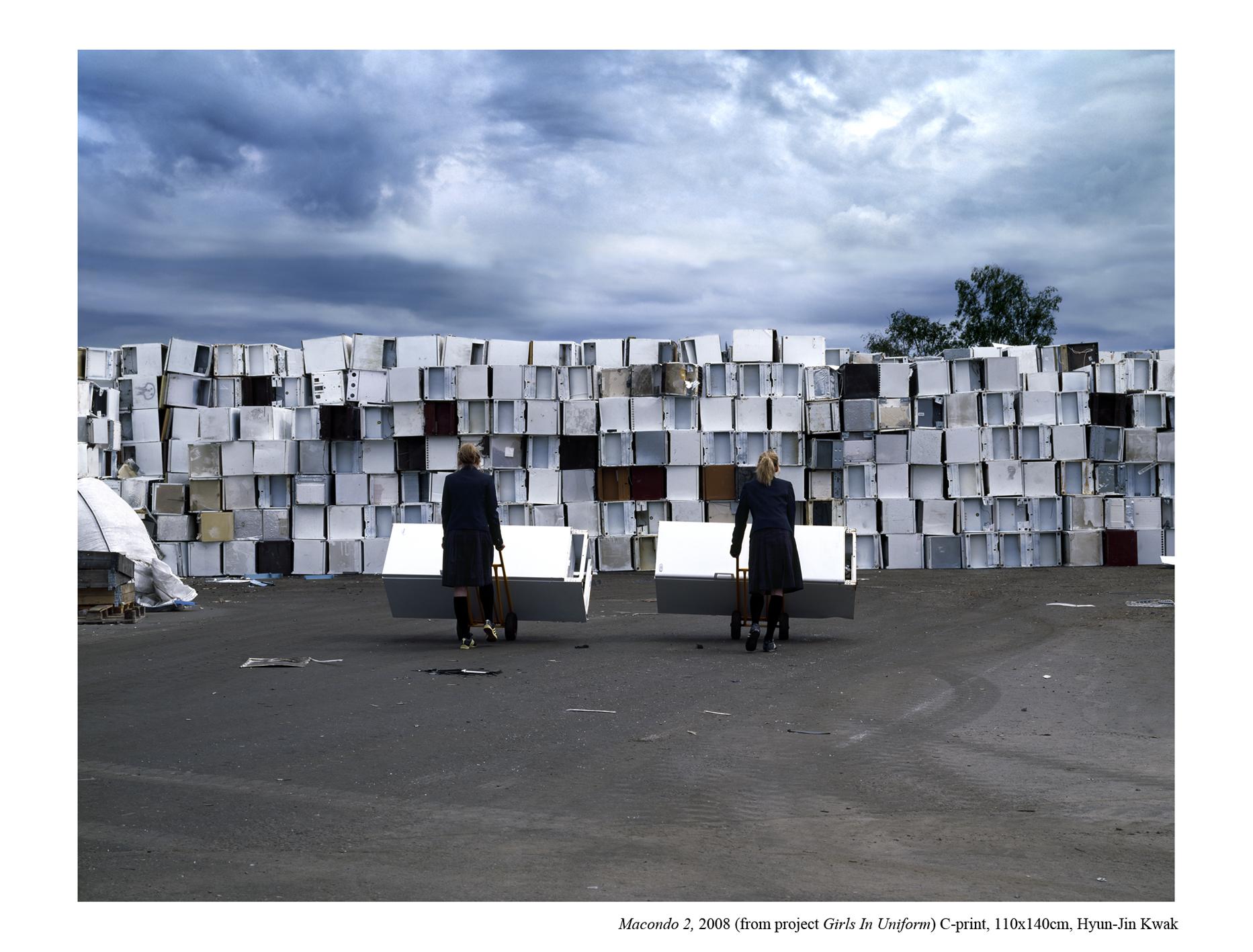 Hyun-Jin Kwak, Macondo 2, 2008 110x150cm C- print