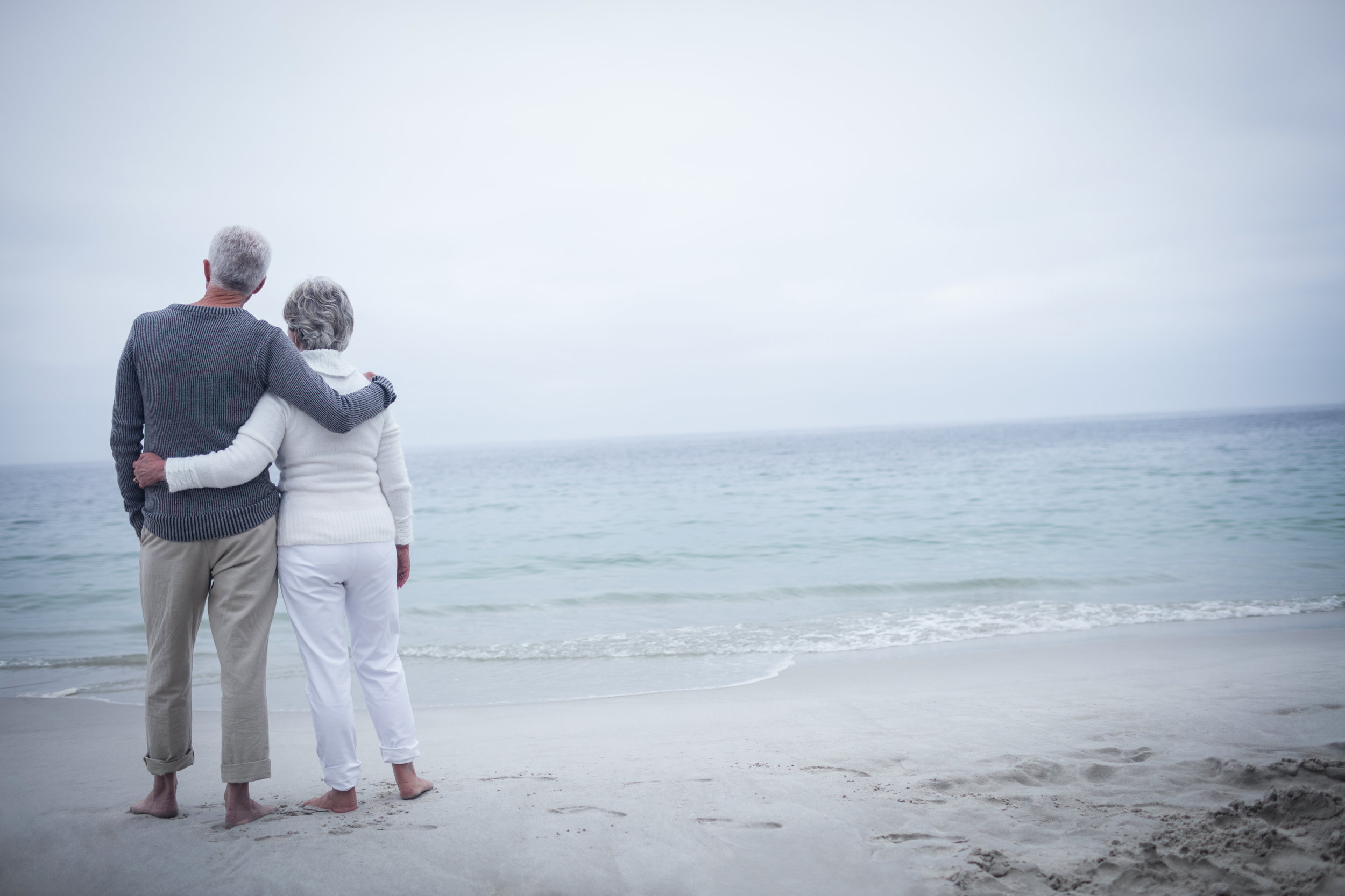shutterstock_441200926 - Retirement - couple looking out to sea.jpg