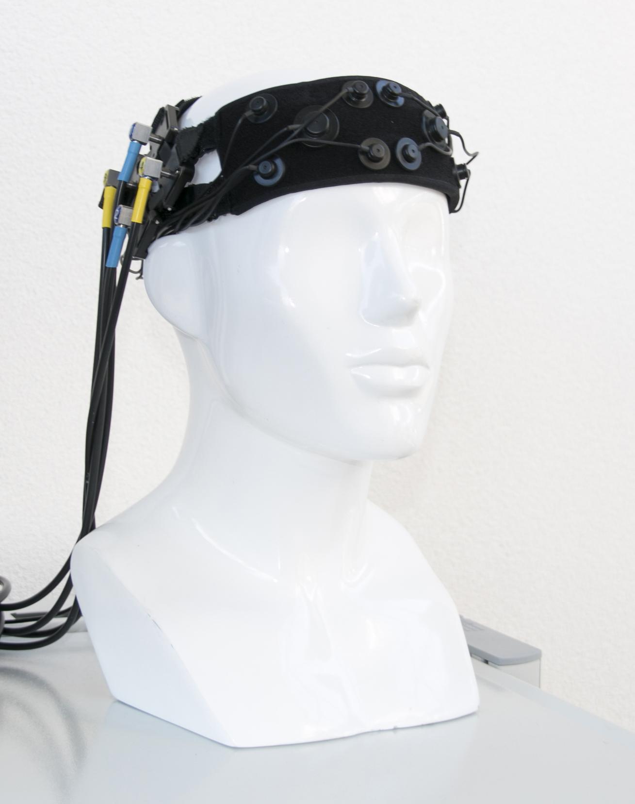 Combined NIRS cap