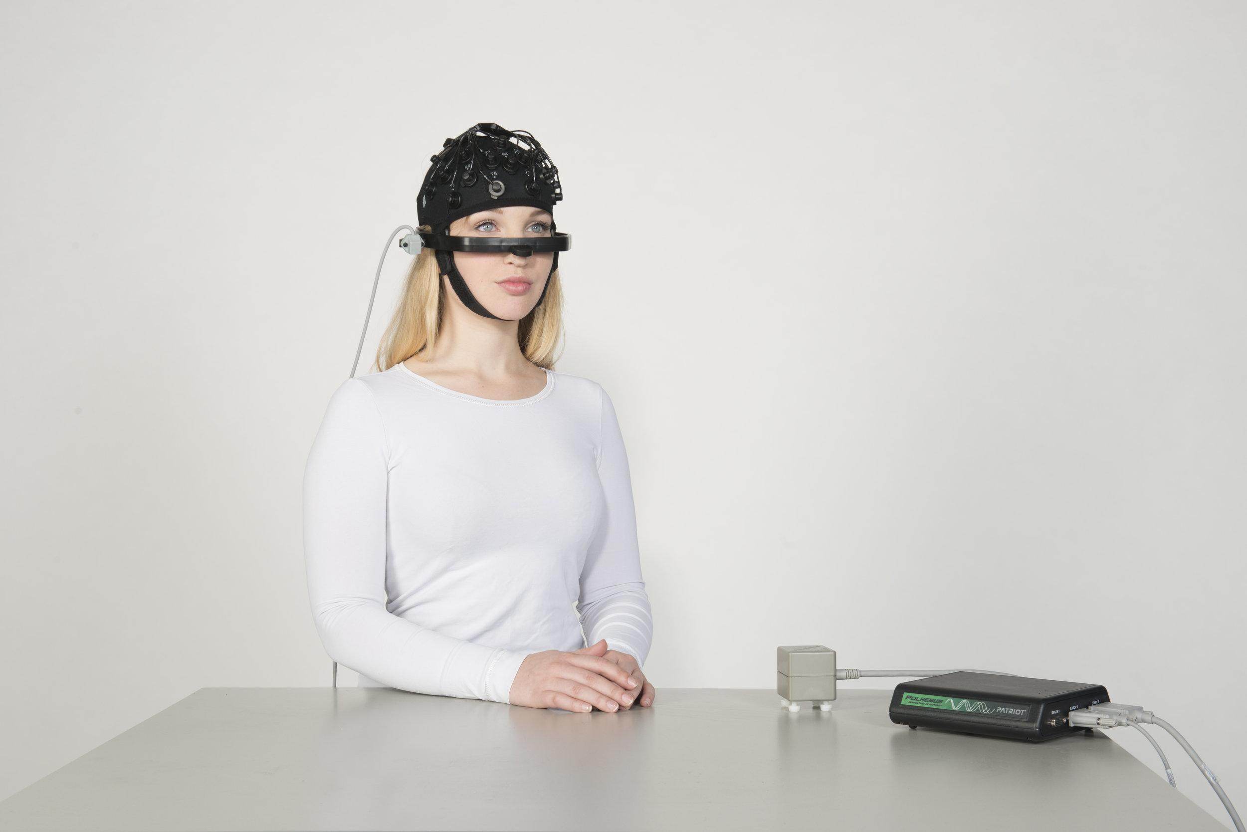 POLHEMUS - 3D digitizer for precise digitization of sensor positions