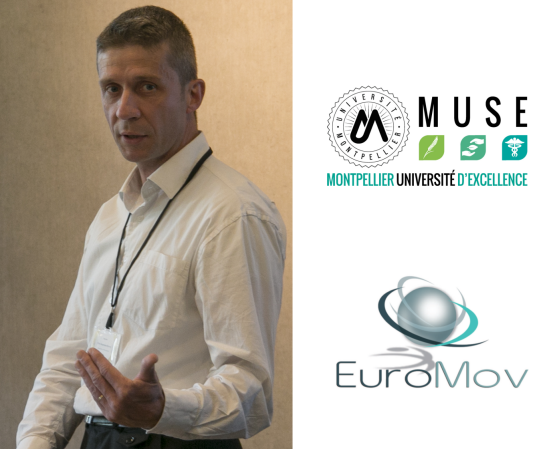 Professor Perrey is the deputy director of the  EuroMov center for research on Human movement  at the  University of Montpellier