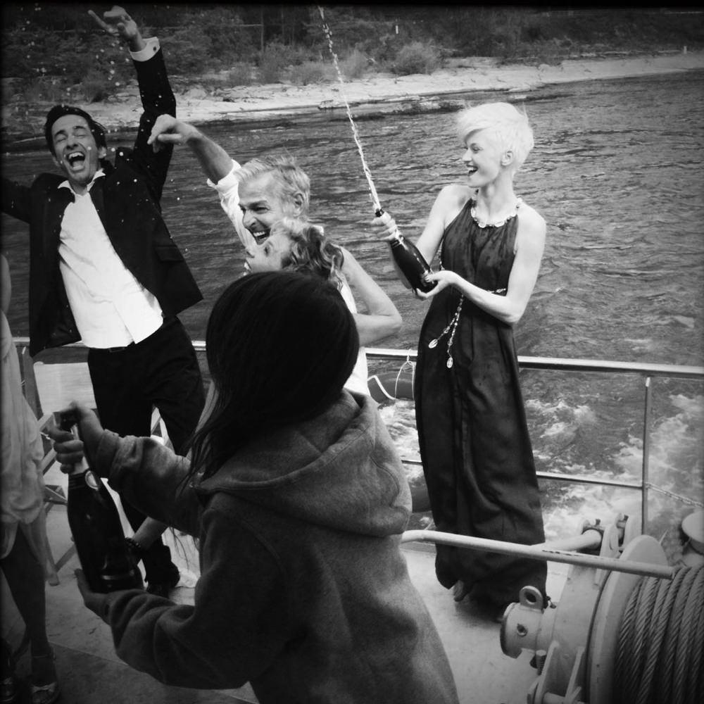 Shooting TUI Flussgenuss