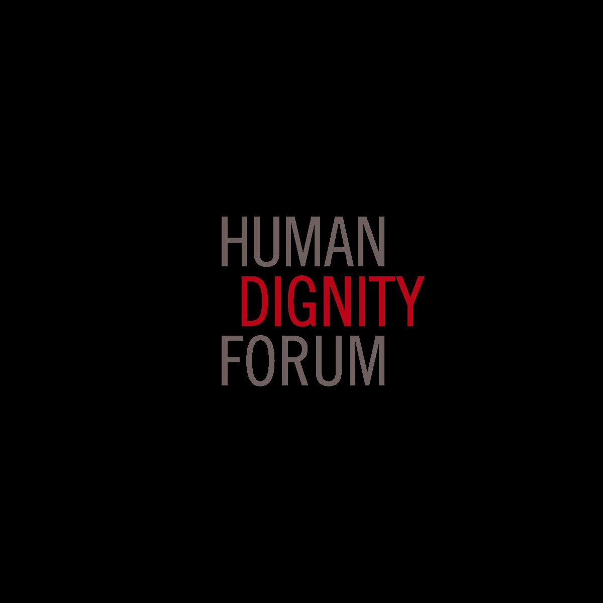 Human Dignity Forum Logo