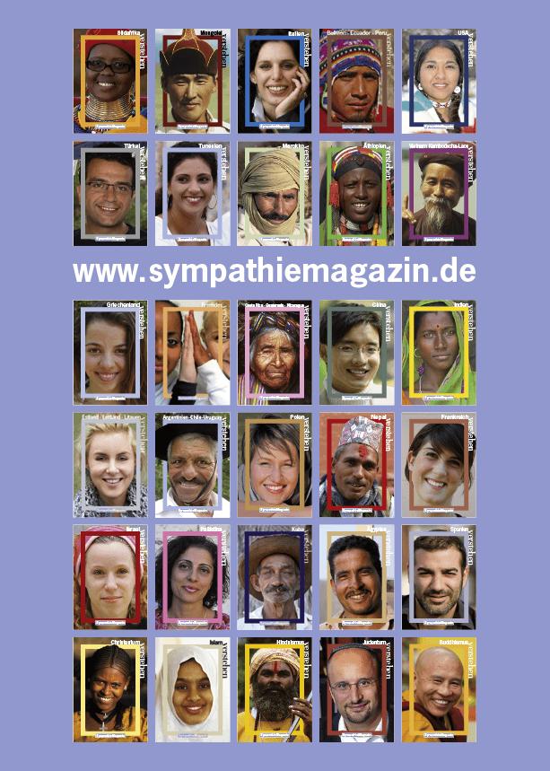 Heftreihe Sympathie Magazine