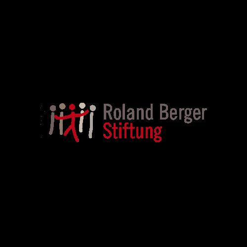 Roland Berger Stiftung Logo