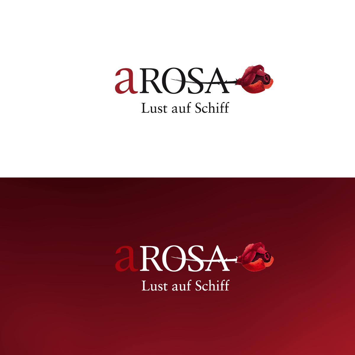Logo A-ROSA - Agentur Intermar Corporate Aldag + Company