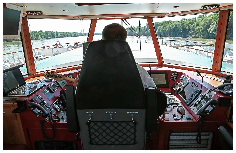 Kapitän A'ROSA Flusskreuzfahrten