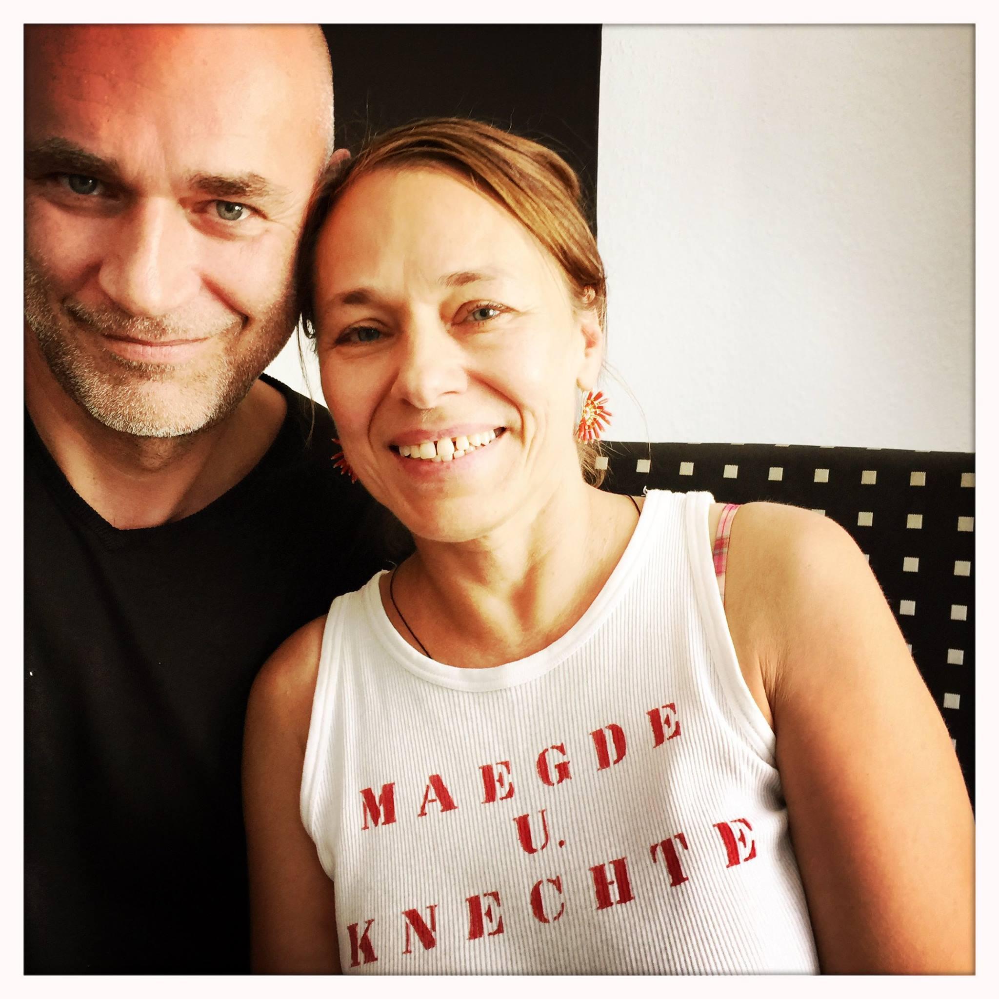 Peter & Maria