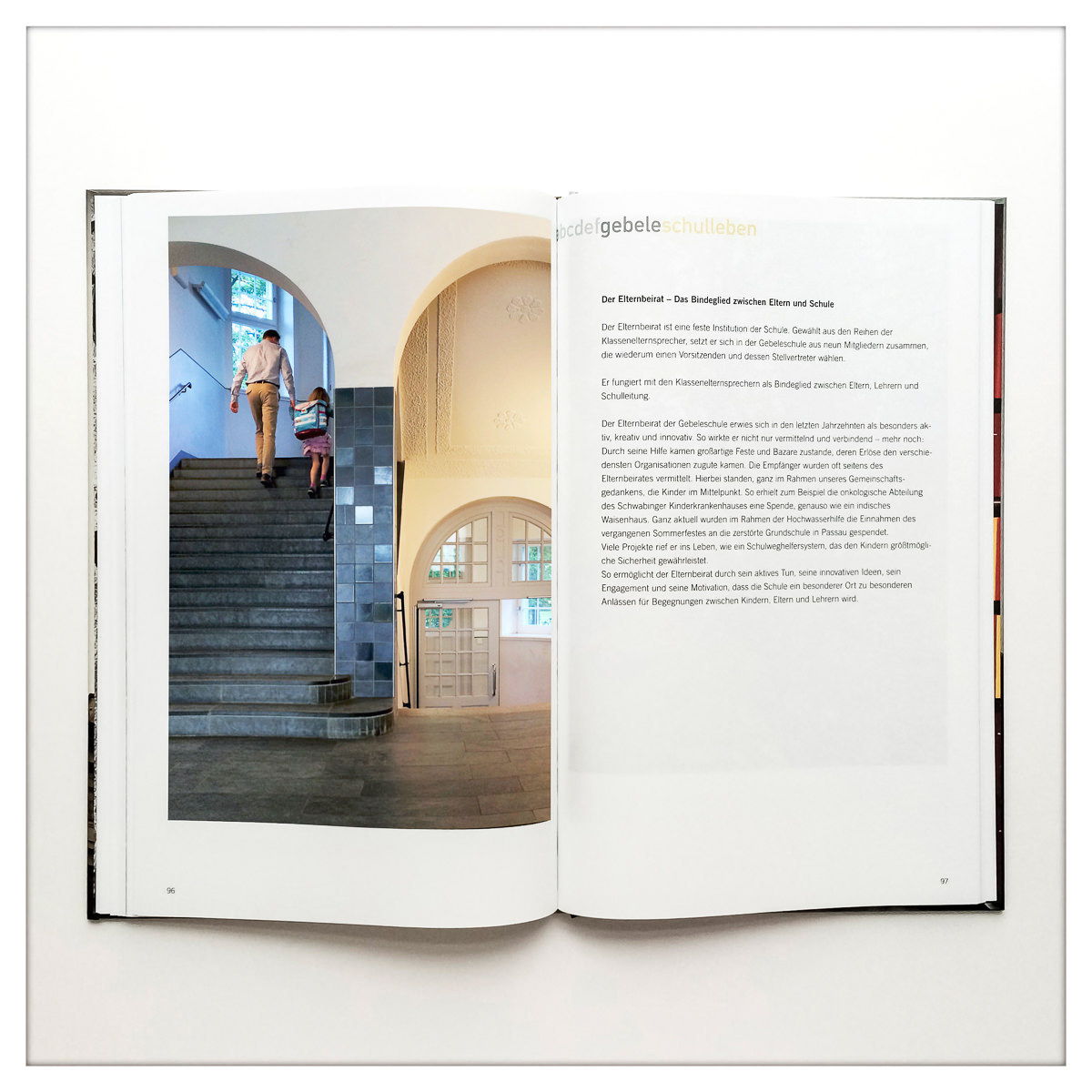 Festschrift 100 Jahre Gebeleschule