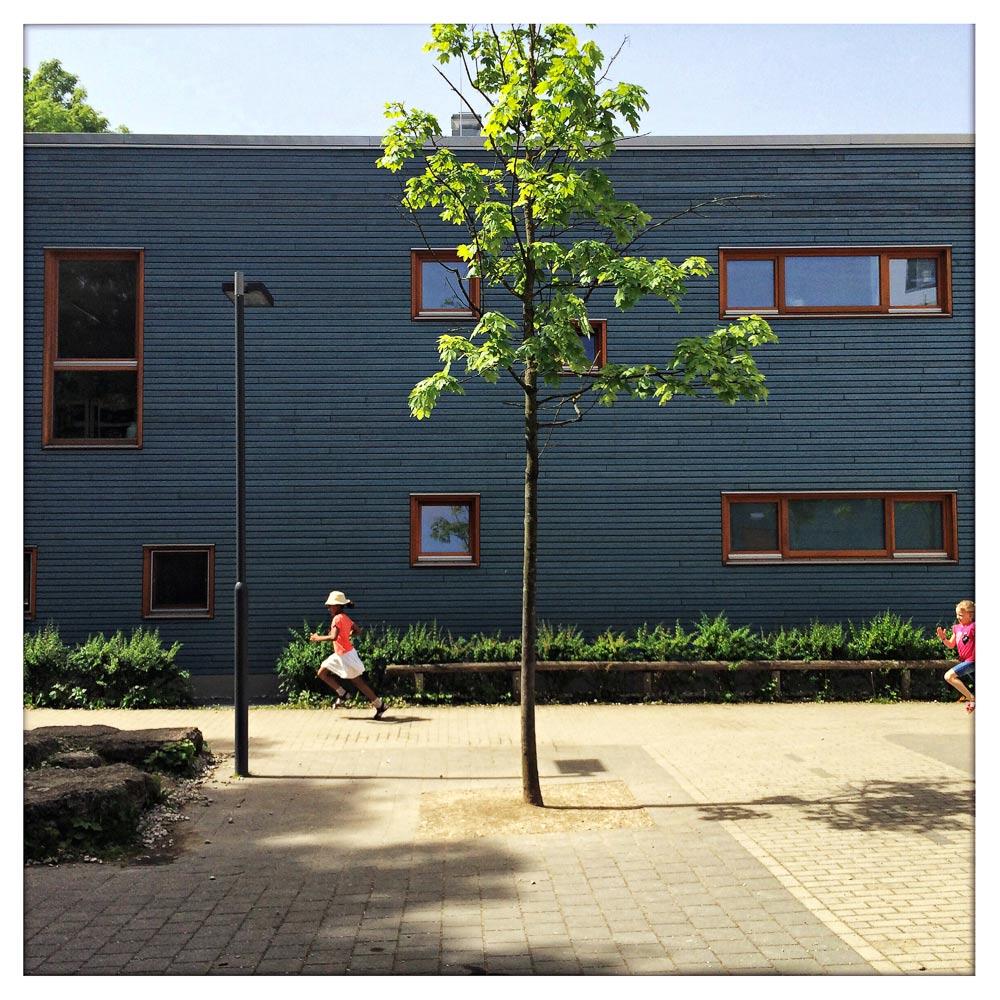 Pausenhof Gebeleschule