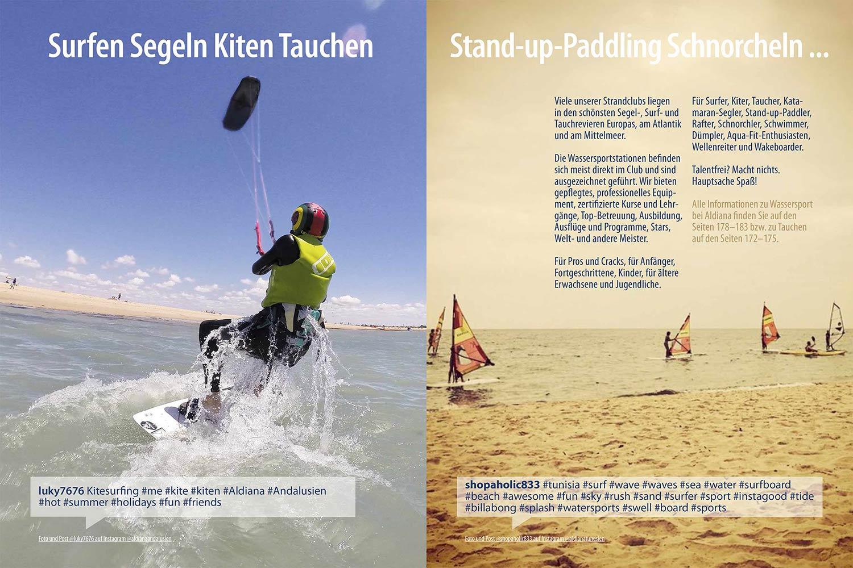 Wassersport Echt Aldiana Katalog Sommer 2016 Instagram