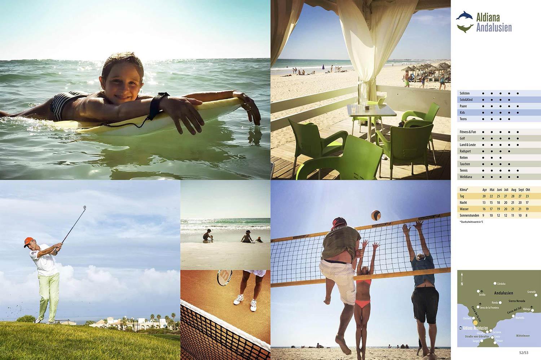 Andalusien Club Echt Aldiana Katalog Sommer 2016 Instagram