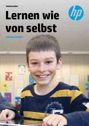 Bezirksschule Küssnacht  Mit HP Elite Pads neue Unterrichtsformen testen     → Download PDF Schooltool 2/2013