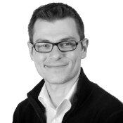 Dominic Kaufmann  Strategische Projekte, Mitglied der Geschäftsleitung