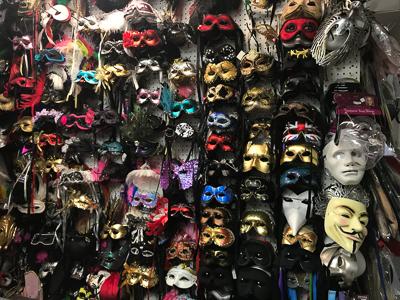 Masqurade_Masks_Ursulas_Costumes_Santa_Monica