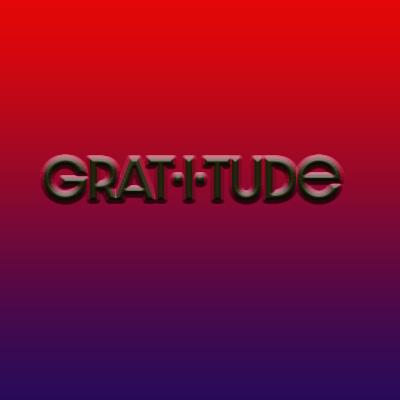 Gratitude _ Graphic