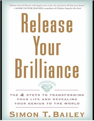 Cover 1901 Release Your Brilliance SimonTBailey