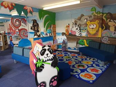 William Hildyard County Primary School